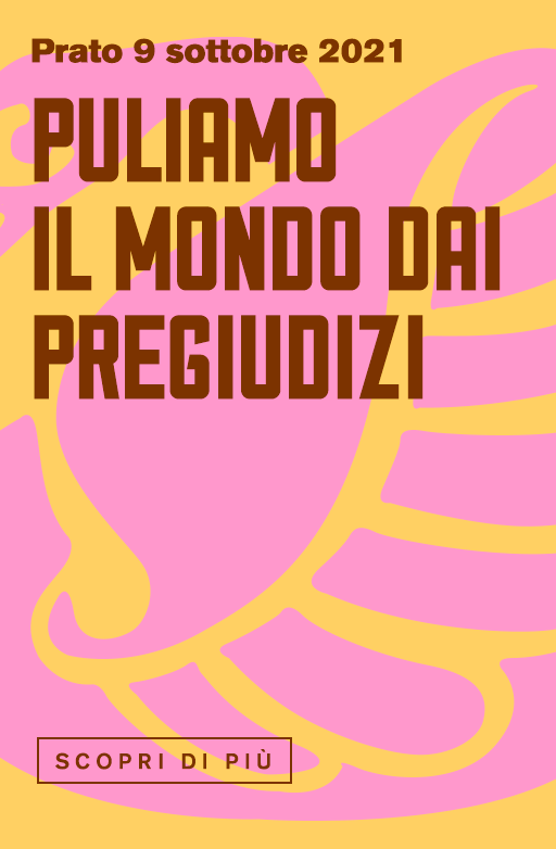 Puliamo il Mondo dai Pregiudizi a Prato