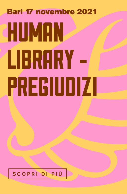 Human Library – Pregiudizi